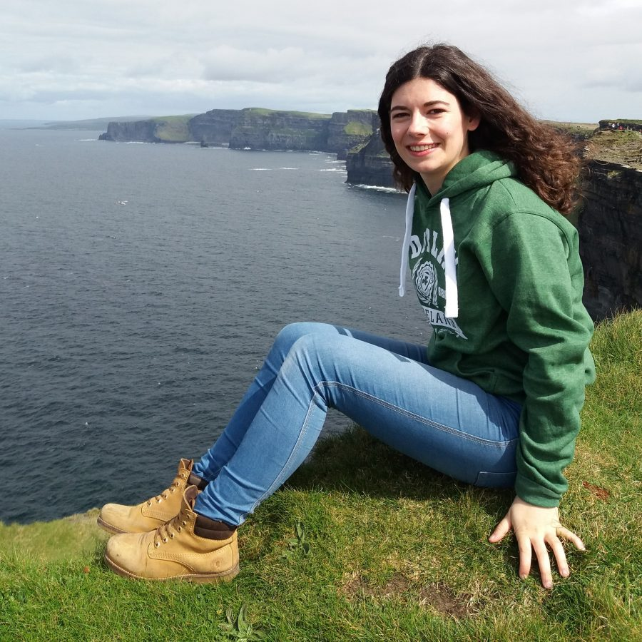 Sobre mí en Irlanda