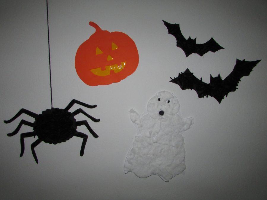Manualidades de decoración para Halloween
