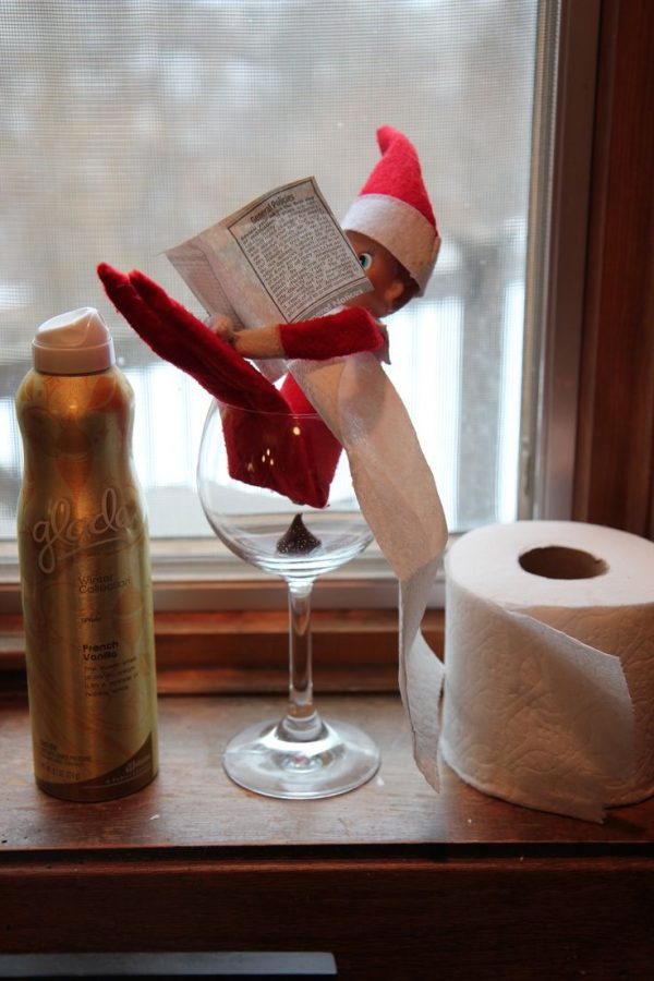 Elf on the Shelf y las mejores travesuras.