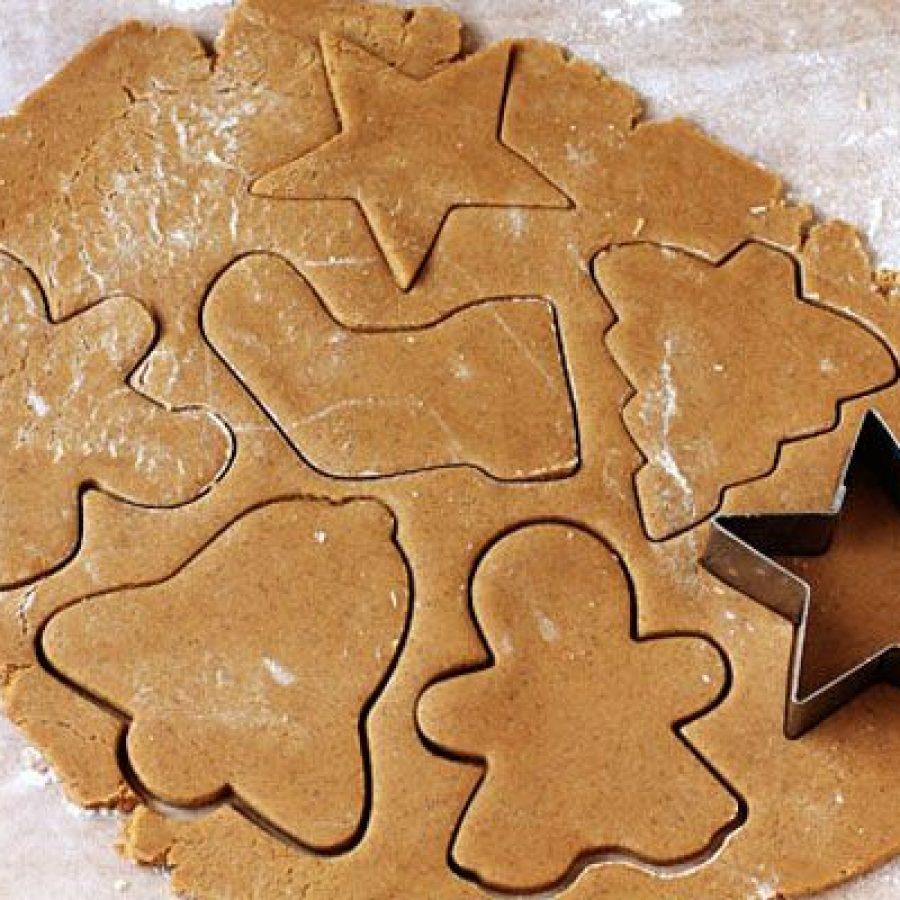 Moldes para galletas de jengibre, Navidad