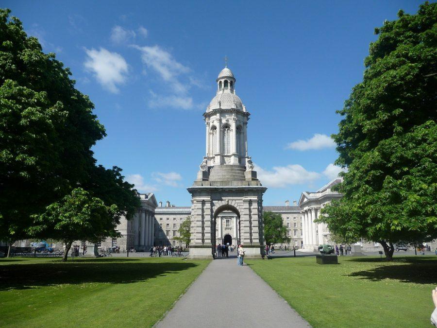 Universidad en Dublín, Irlanda
