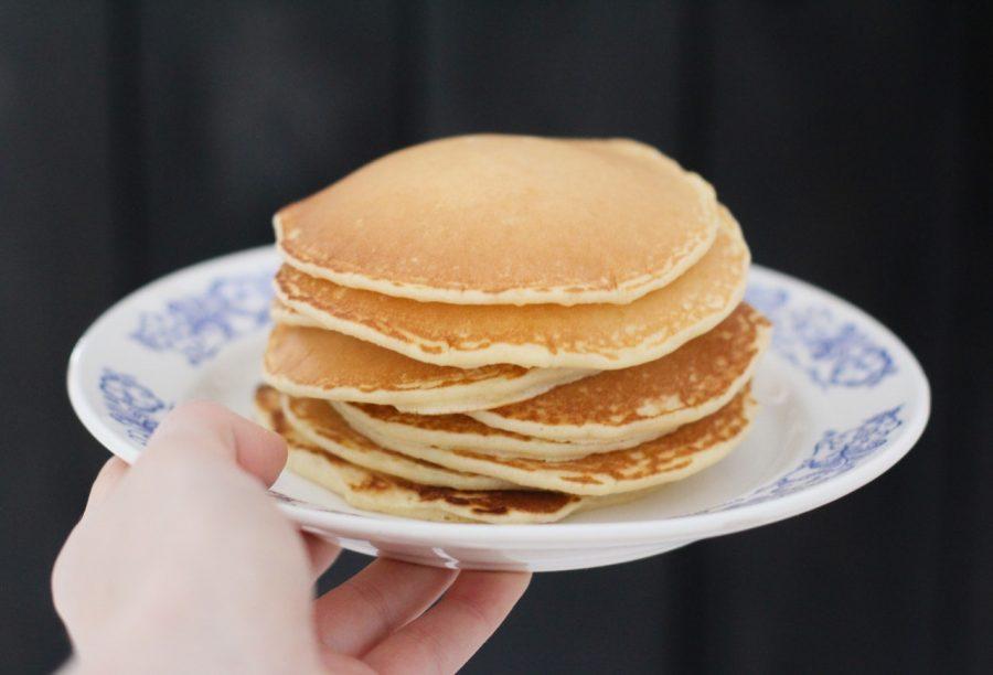 Pancakes Day o Pancakes Tuesday. 5 recetas diferentes de pancakes.