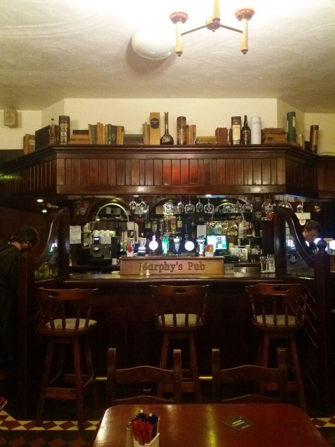 Murphys Pub en Dingle, Irlanda