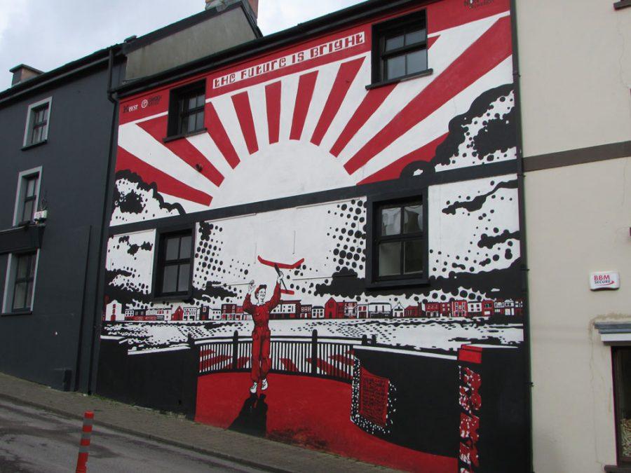 Mural en Killorglin