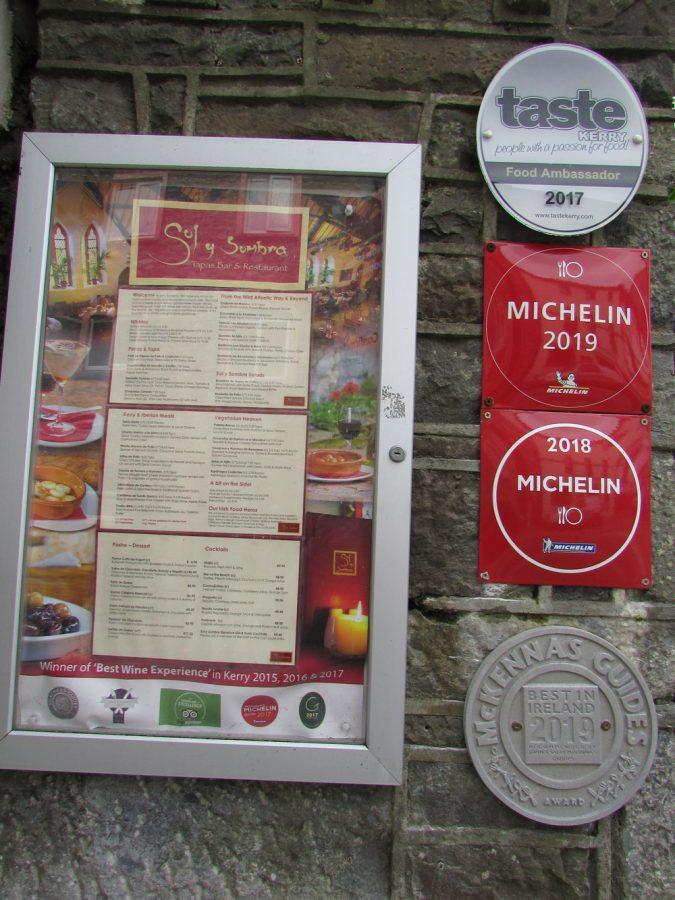 Restaurante de tapas en Killorglin, Irlanda