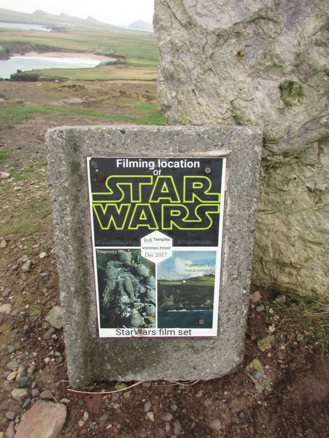 Star Wars location, Dingle