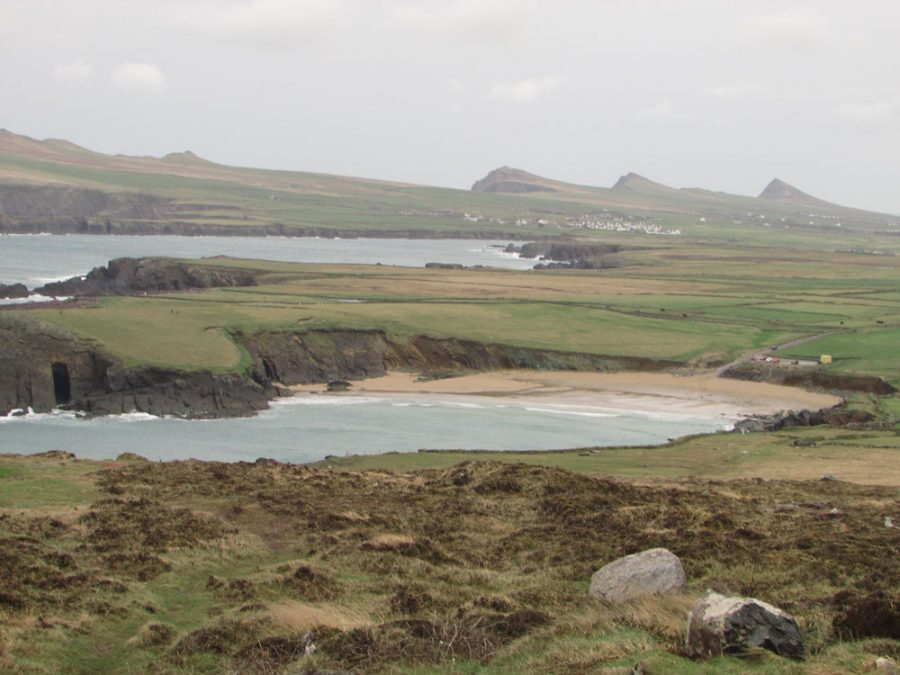 Star Wars location, Dingle, Ireland