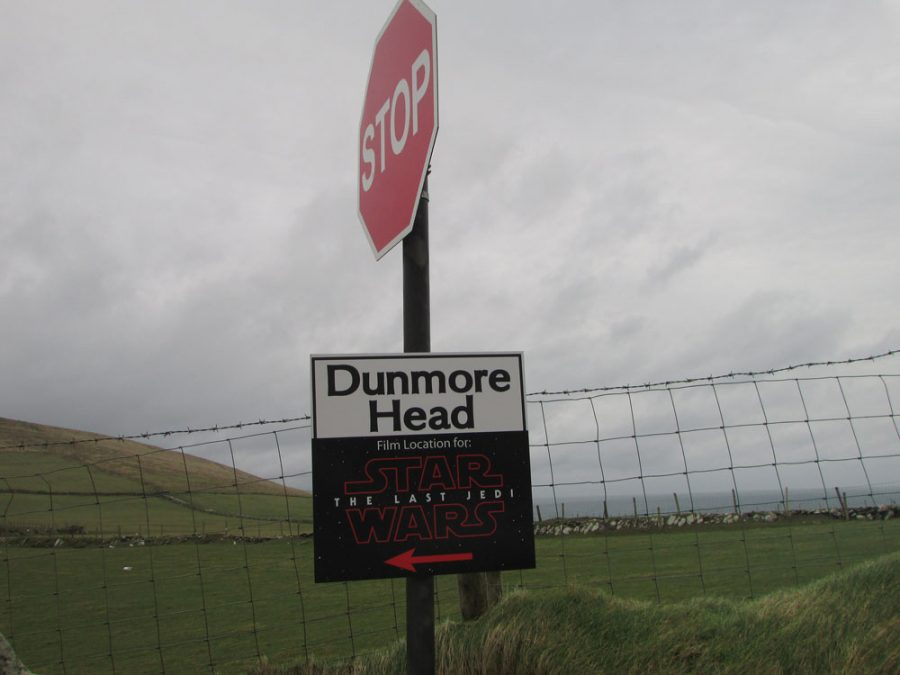 Star Wars Road, Dingle